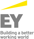 Logo for Ernst and Young