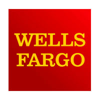 Logo for Wells Fargo