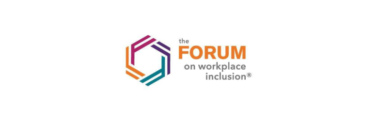 Logo for The Forum on Workplace Inclusion.